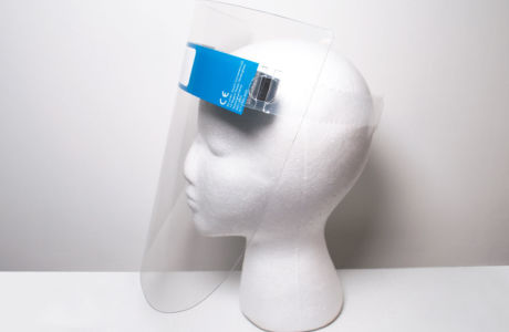 PPE Medical Grade Face Shields